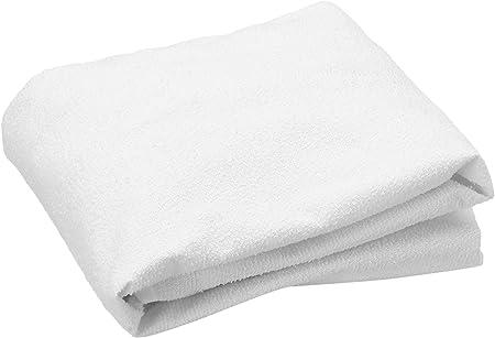Colchón impermeable,Lavable a maquina a temperatura de 60º C,Laterales ajustables para largos de col