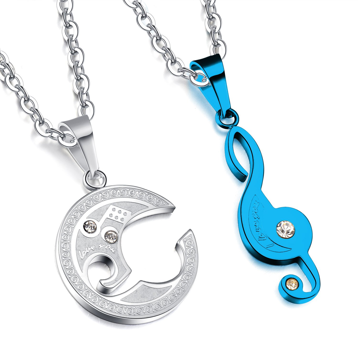 music pendant ball comic jewellery chain bad product online