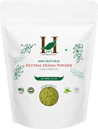 Amazon Com H C 100 Pure Natural Organically Grown Neutral Henna