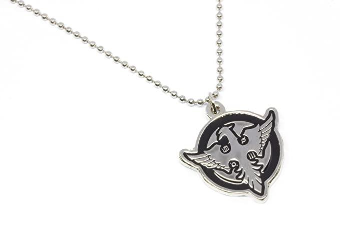 Amazon 30 Seconds To Mars Metal Pendant With Chain Ball