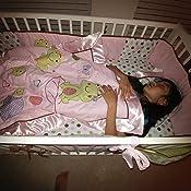 Amazon Com Soho Emily The Frog Crib Nursery Bedding Set