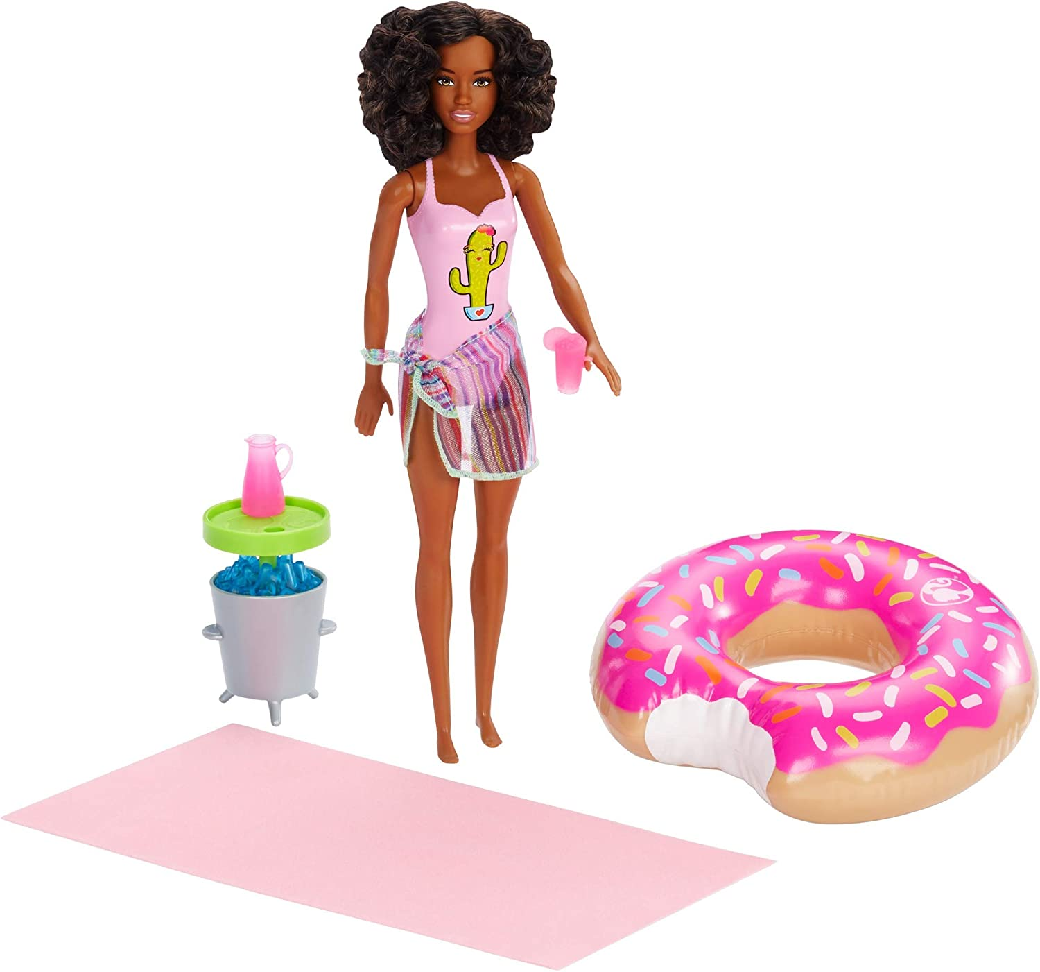 Barbie GHT21 Doll and Playset