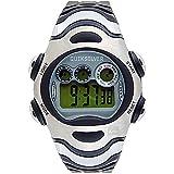 Quiksilver - Y042DR - Montre Homme - Quartz - Digitale - Alarme - Eclairage - Chronomètre - Bracelet plastique noir