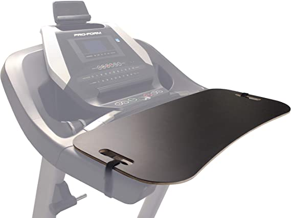 HumanCentric Treadmill Desk Attachment | Laptop/Tablet/iPad/Book Holder and Stand on Treadmill | Workstation Fits Most Treadmills