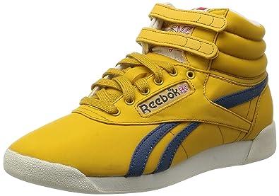 Reebok Classic Freestyle FS HI Vintage inspiriert Damen Hi