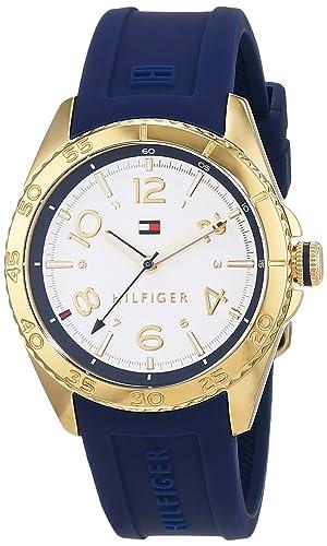 Reloj para mujer Tommy Hilfiger 1781637.: Tommy Hilfiger: Amazon.es: Relojes