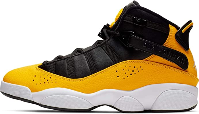 Nike - Jordan 6 Rings - 322992700 - Color: White-Black-Yellow ...