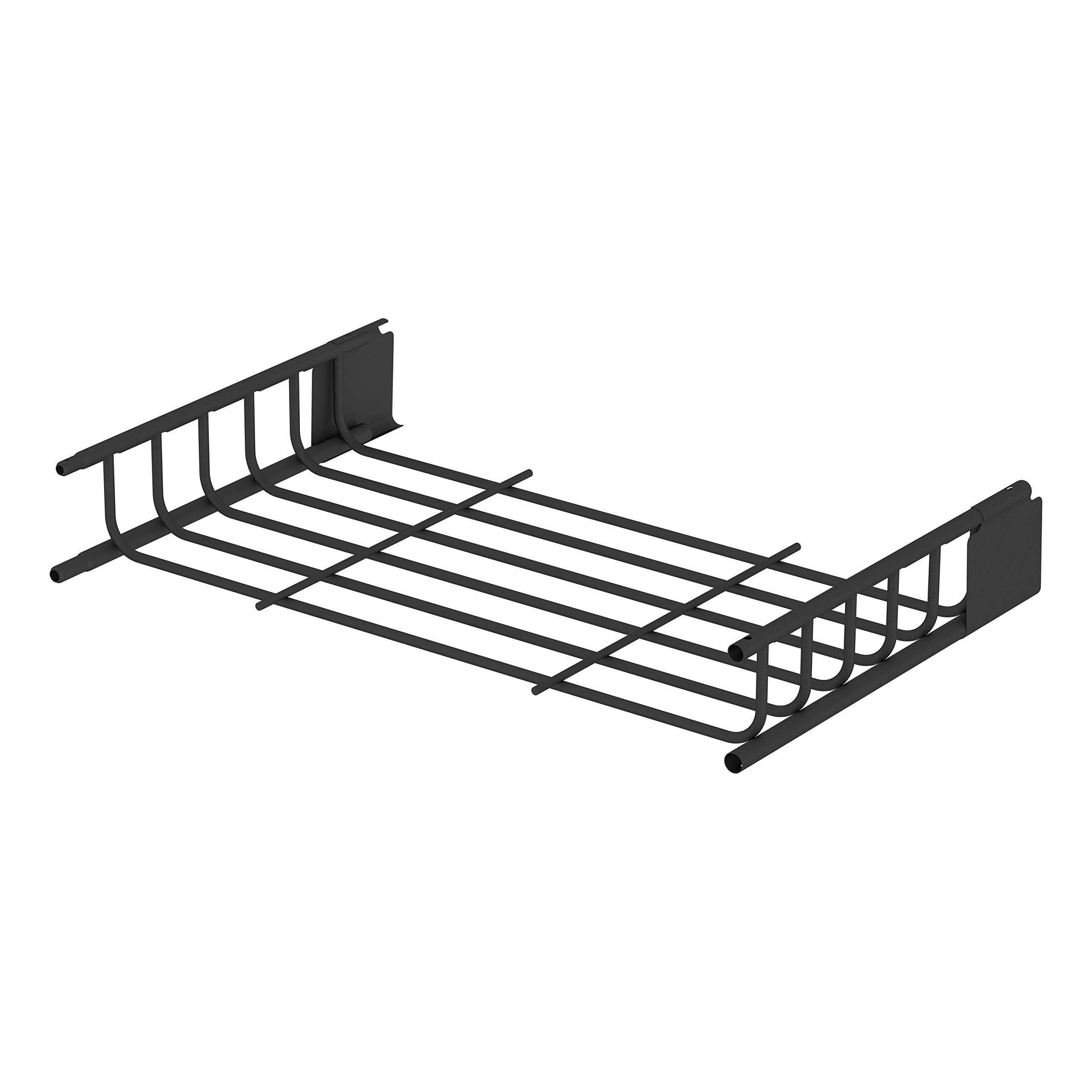 CURT 18117 Roof Rack Extension for CURT Rooftop Cargo Carrier, 21-Inch x 37-Inch x 4-Inch by CURT