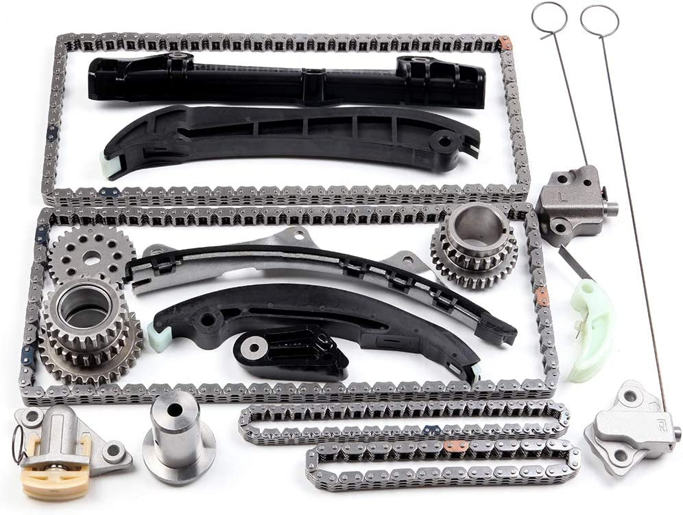 LSAILON Timing Chain Kit fits for 2011-2015 DODGE GRAND CARAVAN DURANGO JOURNEY 3.6L 24-Valve
