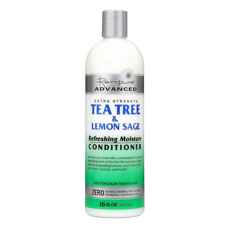 Amazon Com Renpure Advanced Tea Tree Lemon Sage Conditioner 16 Ounces Beauty