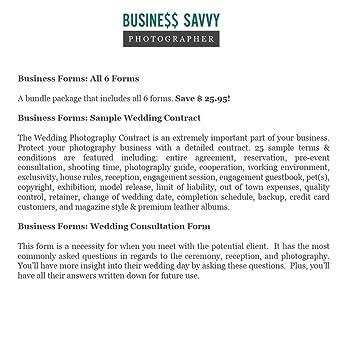 Wedding Photography Consultation Questionnaire Bernit Bridal