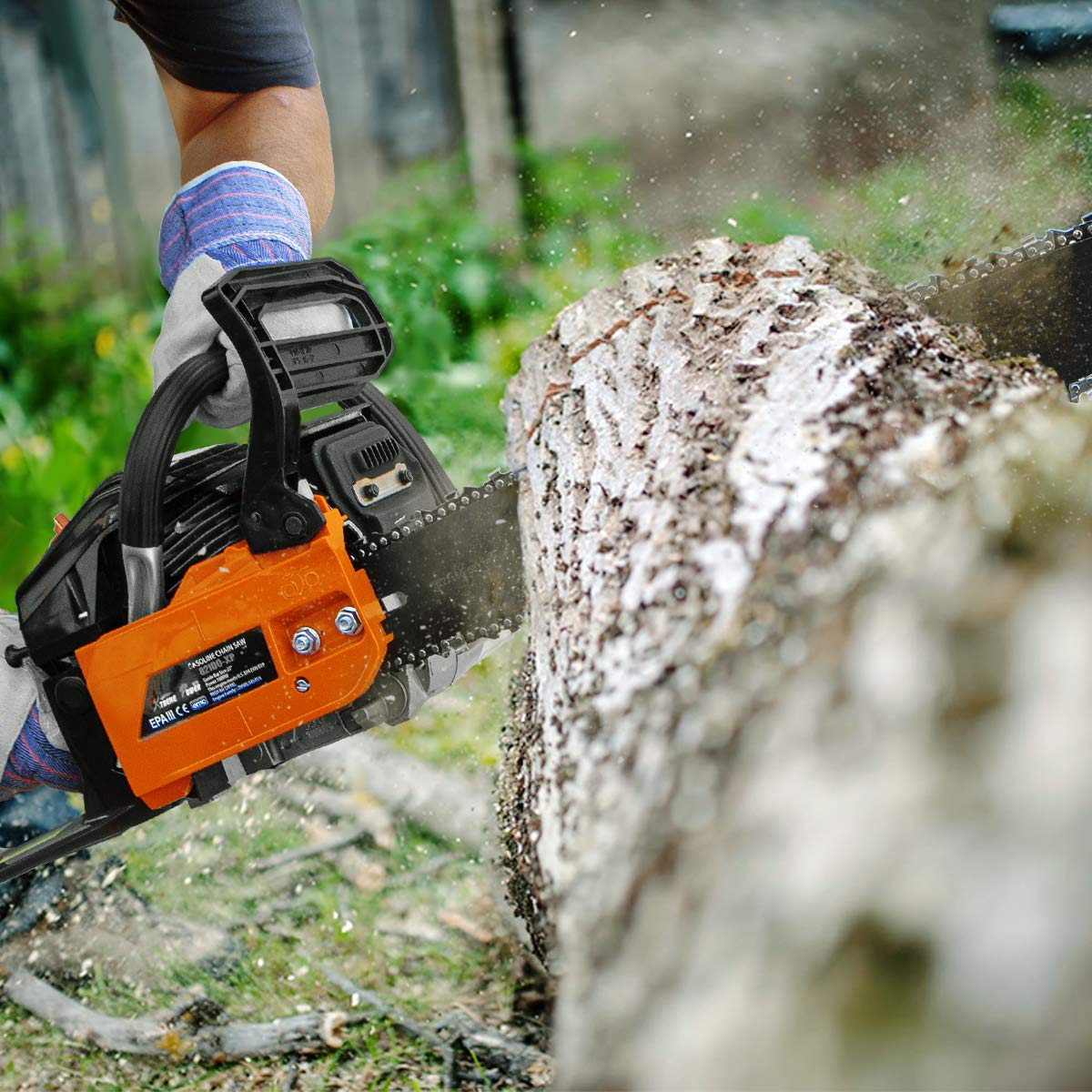 XtremepowerUS 82100-XP Chainsaws product image 3