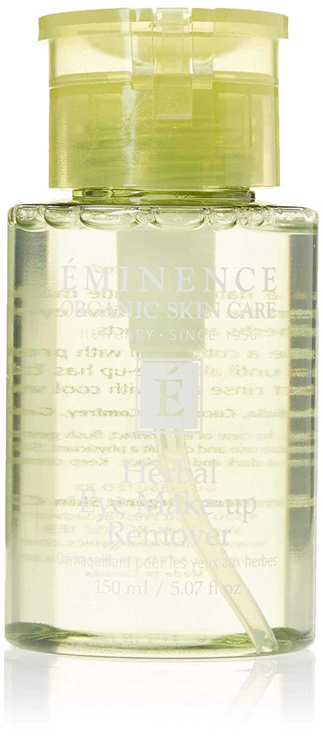 Eminence Herbal Eye Make Up Remover, 5.07 Ounce