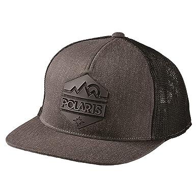 98a5c09125e94 Polaris Mens Gray Hex Cap  Amazon.in  Clothing   Accessories