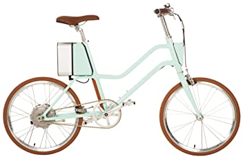 Bicicleta Eléctrica UMA Open_ Motor 200W - Display LCD con 3 niveles de ayuda - Velocidad