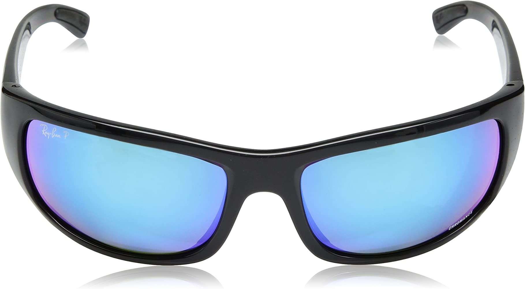 Ray-Ban 0RB4283CH Gafas de sol, Black, 45 para Hombre ...
