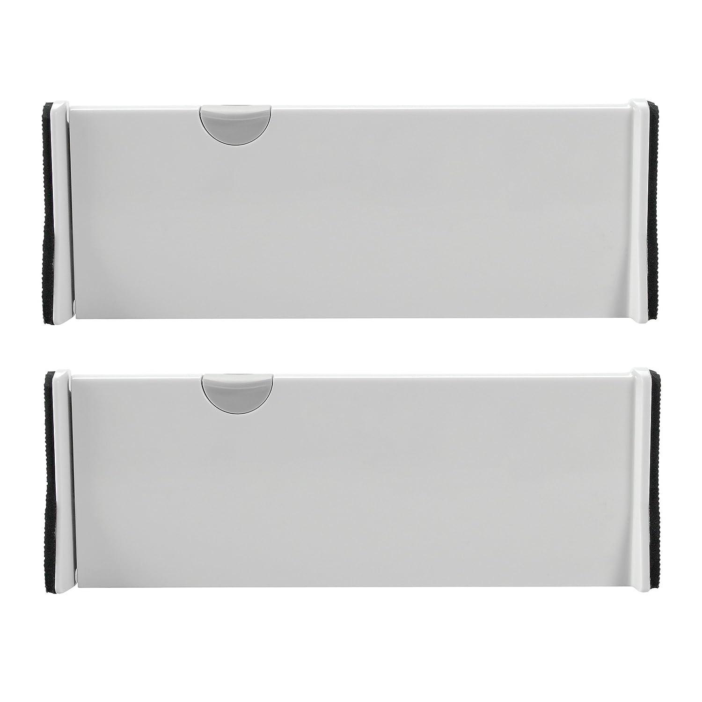 OXO - Good Grips Ausziehbare Schubladen-Trennwände, 10,16 cm