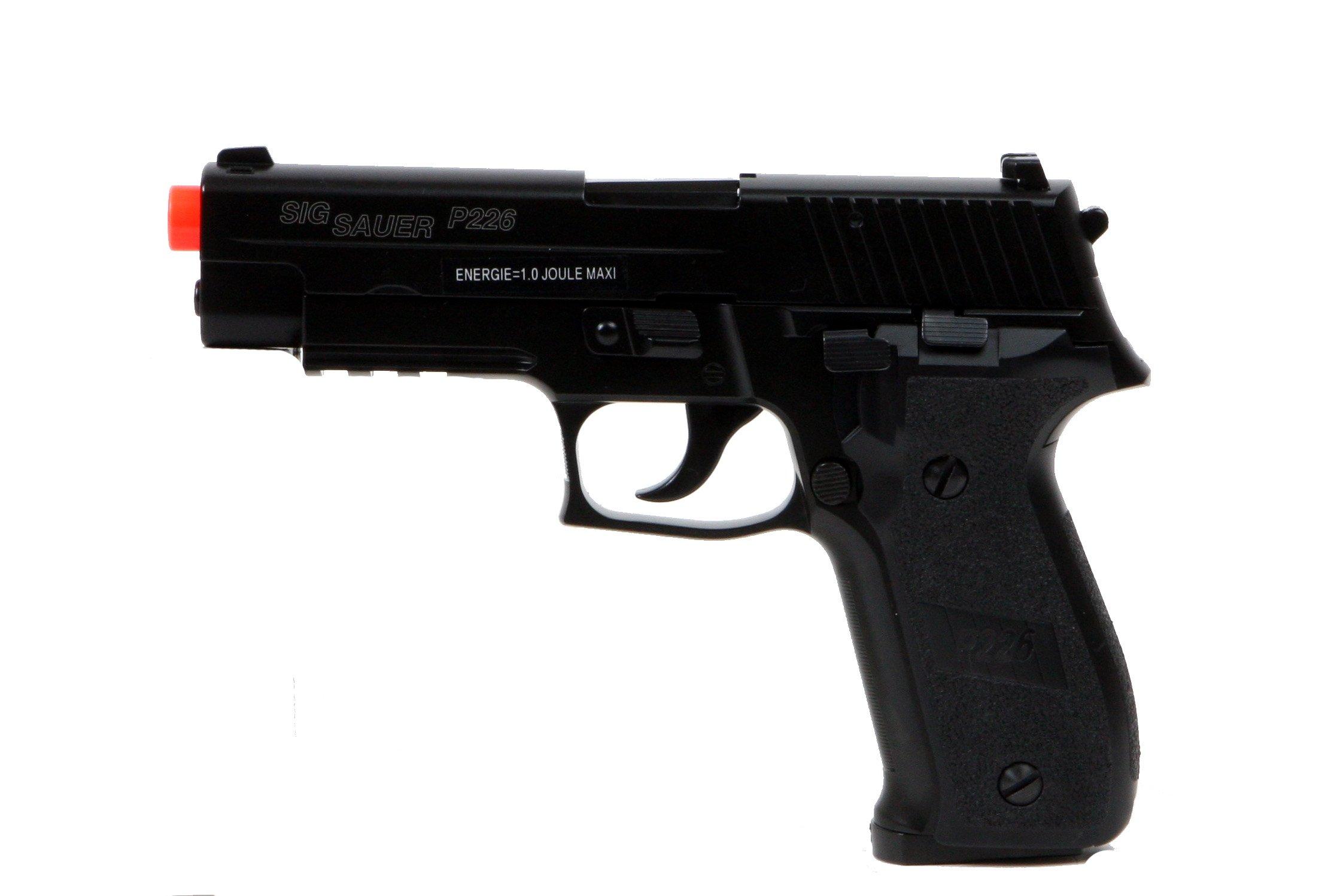 SIG Sauer P226 Full Metal Blow Back Gas Pistol Airsoft Gun