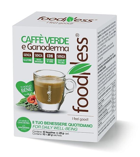 recensioni di estratto di chicco di caffè verde salute purop