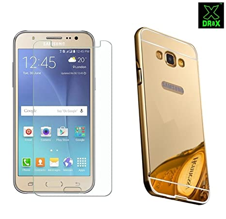 timeless design d302f 40242 Samsung Galaxy E5 Back Cover Golden Mirror Metal: Amazon.in: Electronics