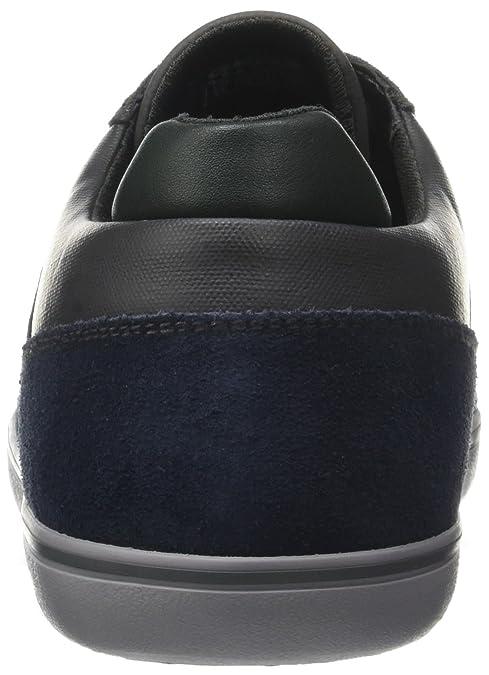 Geox U Box A, Zapatillas para Hombre