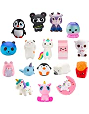 WATINC 10Pcs Jumbo Starry Squishy, Kawaii Cream Scented Squishy Toy for Kid, Lovely Toy,Stress Relief Toy,Decorations Toy Gift Fun