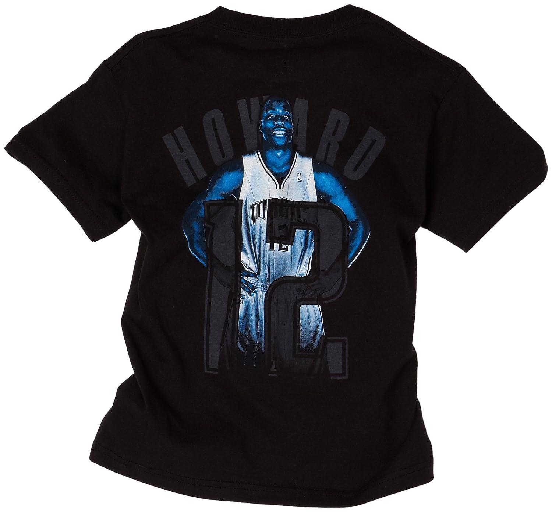 Profile Big & Tall NBA Orlando Magic Dwight Howard Famoso jóvenes Camiseta de Manga Corta, Niños, Negro: Amazon.es: Deportes y aire libre