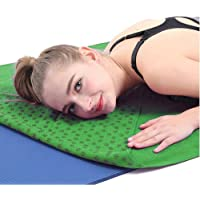 Tiiyar Yoga Towel - Hot Mat Towel for Yoga Exercise, Pilates Practice, Health Workout, Fitness & Beach with Carrying Bag