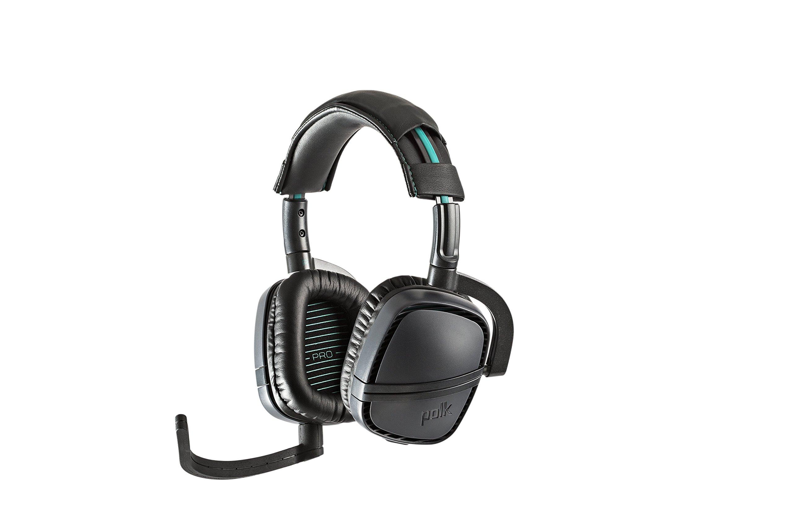 Polk Audio Striker Pro Zx Gaming Headset - Xbox One by Polk Audio