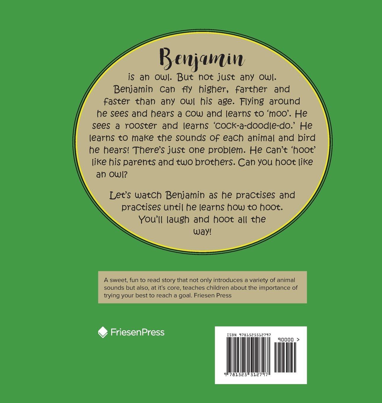 Deep In The Woods: A Benjamin Owl Book
