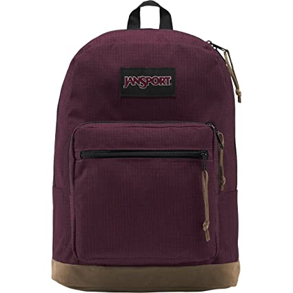 d727bb0f9 JanSport Right Pack Digital Edition Laptop Backpack - Micro Grid Red