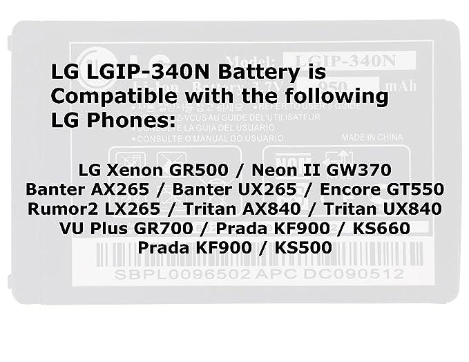 lg encore gt550 user manual guide download