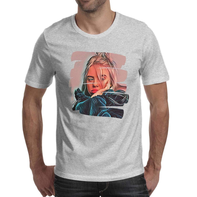 Unoprtpt T Shirts Billie Eilish Cool College 5195