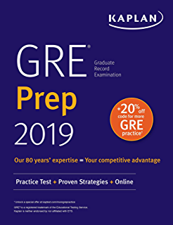 Amazoncom Gre Prep 2018 Test Prep Study Guide Book And Practice