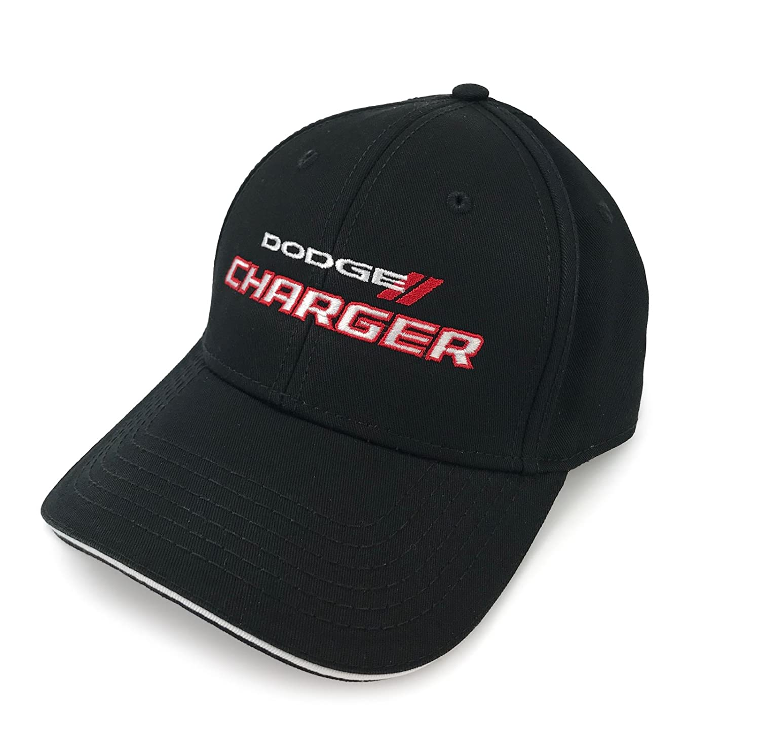 Dodge Charger Black Hat Cap - R/T - SRT - DAYTONA - HELLCAT High-End Motorsports HEM-HAT-CHARGER