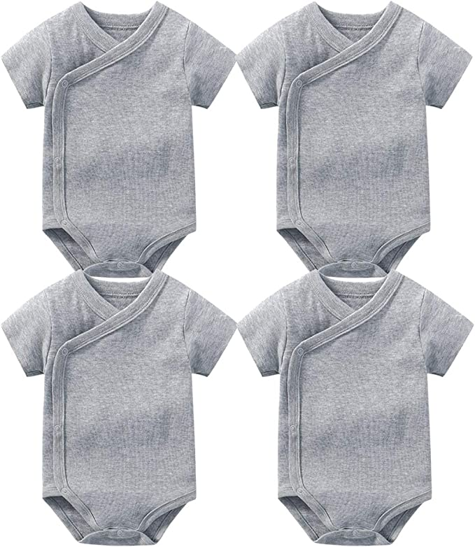 Ellinaskata 3D Kaiba Seto Baby Kaiba Seto 100/% Cotton Short-Sleeve Infant Bodysuit Funny Onesies Black