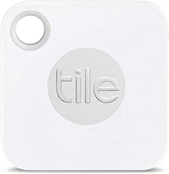 Tiles Mate Tracker with Replaceable Battery