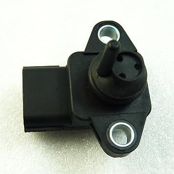 Colector absoluta Sensor de presión de aire mapa 4 bar md355556 e1t42171 para Mitsubishi Turbo cargador de algunos Dodge Colt: Amazon.es: Coche y moto