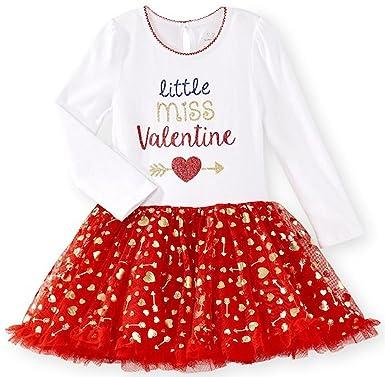 568ff4a24 Amazon.com  Little Miss Valentine Valentine s Day Toddler Little ...