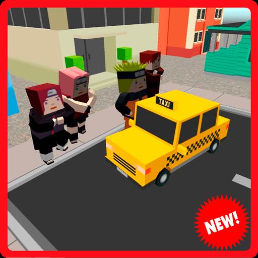 Crazy Loop Taxi: Passengers
