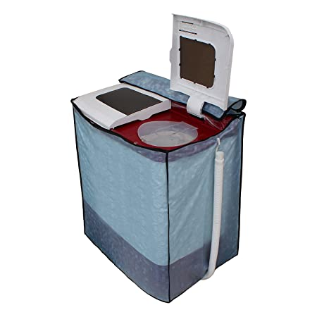 Dream Care Waterproof Washing Machine Cover for Semi Automatic Top Loading LG P7550R3FA 6.5 kg