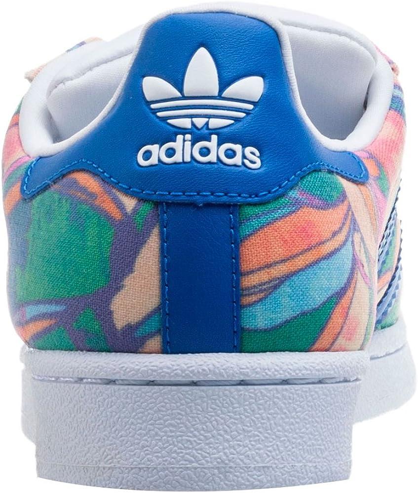 Adidas B27141, Chaussures De Basketball Homme Blanc Bleu Marine