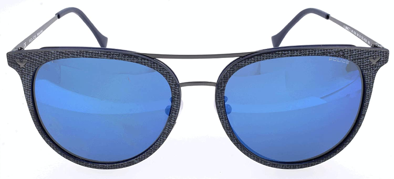 LunettesGrisgrau54 Sonnenbrille Montures De 0 Police Spl153c nm8N0w