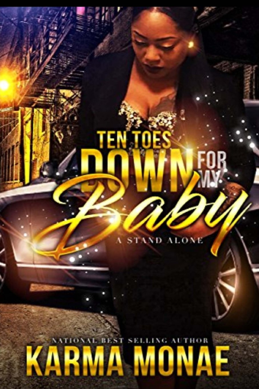 Read Online Ten Toes Down For My Baby (Volume 1) PDF