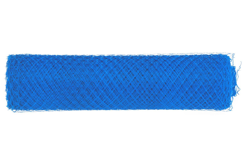 Birdcage Veil Netting Fabric Bridal Wedding Fascinator Millinery French B003 (#11 Medium Blue)