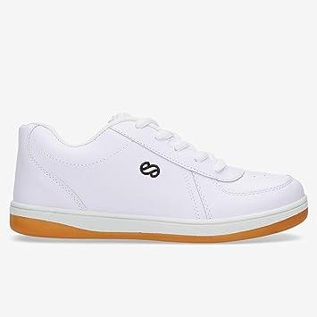 SILVER Zapatillas Casual Blancas Niño (36-39): Amazon.es: Deportes y aire libre