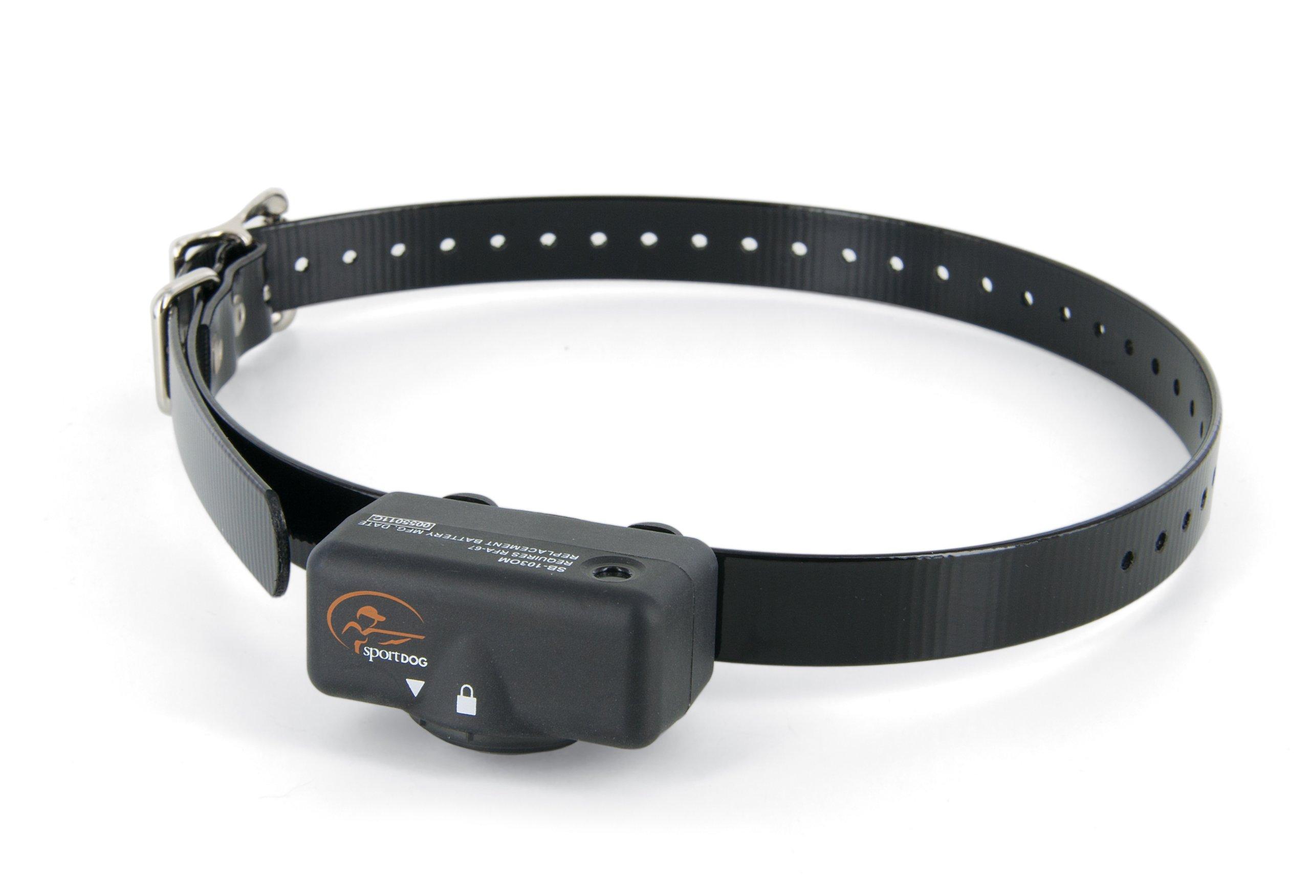 SportDOG Brand NoBark 6 - Waterproof Bark Control Collar with 6 Levels of Shock - No Programming Required by SportDOG Brand