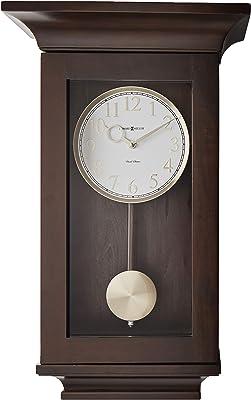 Amazon Com Howard Miller 625 385 Avery Wall Clock Home