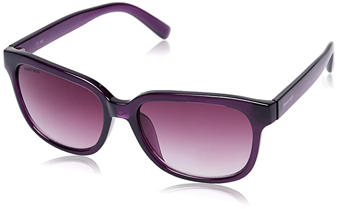 a8829bf8cfa Image Unavailable. Image not available for. Colour  Fastrack UV Protected  Wayfarer Women s Sunglasses ...