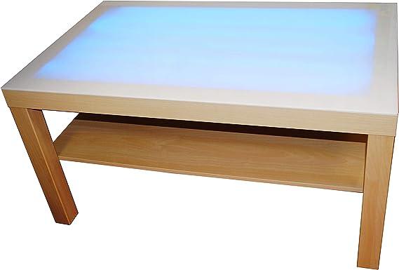 HenBea - Juguete educativo Mi mesa de luz, color beige (1000) , color/modelo surtido: Amazon.es: Juguetes y juegos